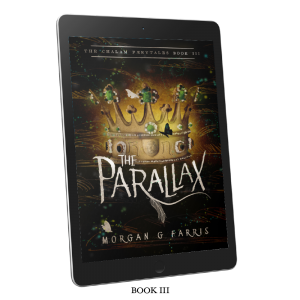 The Parallax - The Chalam Færytales, Book III